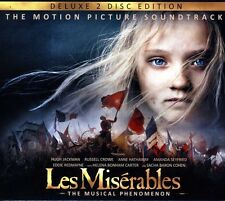 Various Artists - Les Miserables (Original Soundtrack) [New CD] Deluxe Edition