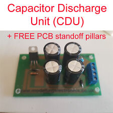 Mega MK3 Capacitor Discharge Unit For Point Motors Peco Hornby & More All Gauges