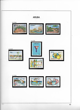 2006 MNH Aruba, year complete (3 scans)