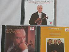 Brahms Mozart Beethoven concertos Francescatti Bruno Walter Japan ed. DSD 3CD