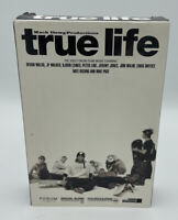 VHS Tape Video Cassette True Life Snowboarding Mack Dawg Productions With CD