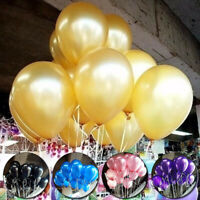 10''Inch Birthday Decoration Latex Balloons Helium Wedding Party/Party Supplies