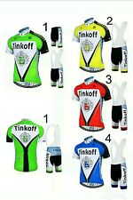equipacion saxo bank tinkoff 2017 maillot culotte mtb ciclismo triatlon btt