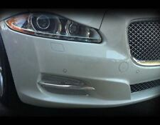 Jaguar XJ Lower Corner Bumper Mesh Grille Grill Upgrade 2010 2011 2012 2013 2014