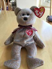 1999 SIGNATURE BEAR Ty Original Beanie Baby