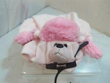 Poodle Doggie Suit  Size L (18 inch) Pink Costume Sweater