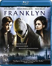 FRANKLYN BLU RAY Movie-  Brand New & Sealed -Fast Ship!