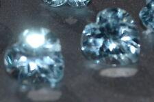 Beautiful Single 7mm 1.50cts Heart Cut Sky Blue Topaz Gemstone