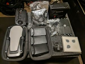DJI Mavic Air Drone - Arctic White - Fly more combo - With extras