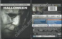 Halloween (Includes 4K Ultra HD + Blu-ray + Digital, 2018) BRAND NEW & SEALED