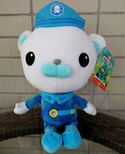 "Octonauts Barnacles Captain 12"" big Stuffed Animal Rescue Missions Plush Toy"