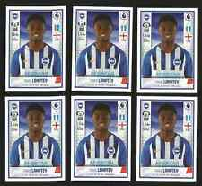 Panini Football 2020 TARIQ LAMPTEY - ROOKIE STICKER - Lot of 6 Stickers #U10
