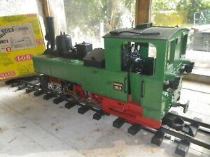 LGB 0-6-2 tank loco