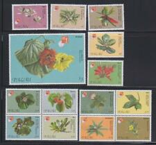 FLWR512 -  FLOWER STAMPS  PALAU HIBISCUS  MNH