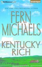 KENTUCKY RICH unabridged audio book on CD by FERN MICHAELS