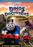 Thomas & Friends: Dinos & Discoveries - DVD -  Very Good - Martin T. Sherman,Ker