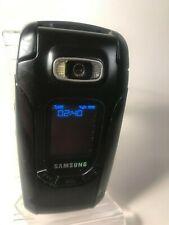 Samsung S500i - Black (O2 & Tesco Network) Mobile Phone Flip Fold