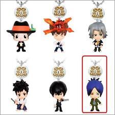 Yujin Katekyo Hitman Reborn mascot Figure key Chain Mukuro Rokudou Japan anime