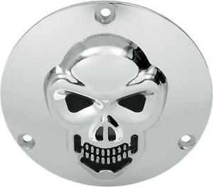 DRAG SPECIALTIES SKULL DERBY CVR 70-98 BT 1902-0062