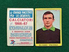 CALCIATORI 1966/67 66/1967 VENEZIA VINCENZI Figurina Sticker Panini (NEW) b