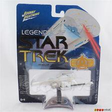 Star Trek Legends USS Reliant NCC-1864 series 1 Johnny Lightning - worn package