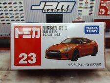 TOMICA #23 NISSAN GT-R 1/62 SCALE NEW IN BOX
