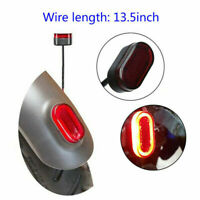 LED Taillight Rear Light Safe For Xiaomi Mijia M365 Electric Scooter Replacement