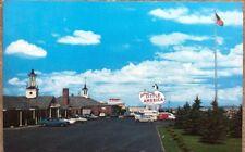Vintage Postcard Holdings Little America Americas New Travel Center Wyoming