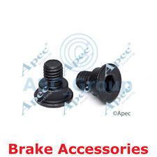 Apec Braking Disc Brake M8x1.25 Hexagon Fitting Bolts Accessory Kit ADS3