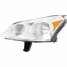 For Traverse 09-12, CAPA Driver Side Headlight, Clear Lens; Chrome Interior
