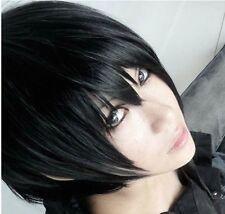 Cosplay wig Orihara izaya / Lelouch / lark / Black cos fake wig