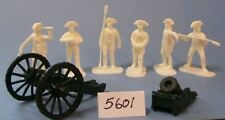 Armies in Plastic 5601 American Revolution French Artillery Yorktown 1781 Figure