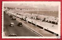CPSM voitures Boulevard Darlu vers LA BAULE ESCOUBLAC 44 Loire Atlantique A