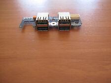 Original USB Platine HannStar J MV-4/ISRAA LS344P aus einem Toshiba Sat X200-21X