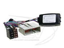 JVC Radio Autoradio Auto Volante Interface Adapter FORD FIESTA FUSION 2002-2006