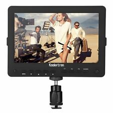 7 inch HD LCD Video Field Monitor HDMI/AV for Canon Nikon Sony DSLR Camera