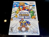 Club Penguin: Game Day Wii  DIsney Complete