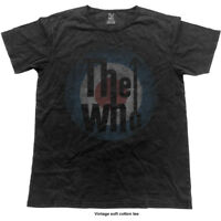 The Who Target Vintage Official Merchandise T-Shirt M/L/XL - Neu