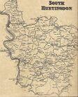 South Huntingdon West Newton Smithton Wyano PA 1867 Maps Landowners Names Shown
