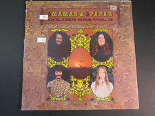 The Mamas and the Papas, Golden Era Vol 2, 1968 Dunhill DS 50038, sealed LP