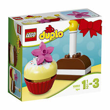Lego Duplo 10850 My First Cakes Building Set Ac-36