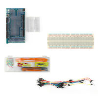 Proto Shield V3 Expansion Board+830 Point Breadboard+Jumper Wires 65Pcs+140Pcs
