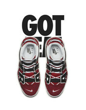 Nike Air More Uptempo Bulls Hoop Pack 2021 Size 9.5M New