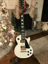 2008 Gibson Les Paul Studio Alpine White