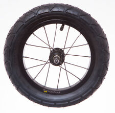 "MANGO 12"" Front BLACK RIM Kids Childrens BIKE BICYCLE WHEEL with Black TYRE"