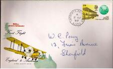 STAMPS. FDC – FIRST FLIGHT ENGLAND to AUSTRALIA – 2nd April 1969.