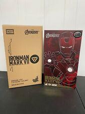 Marvel Hot Toys IRON MAN MK VII 1/6 New Avengers endgame tony spider No Reserve!