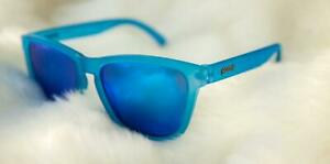 Goodr OG's FALKOR'S FEVER DREAM Running Sunglasses - OG-BL-BL1 OG1018 Blue