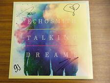 ECHOSMITH GROUP SIGNED TALKING DREAMS VINYL ALBUM