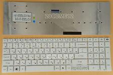 NEW For Packard Bell P5WS0 TS13SB TS44HR TS44SB TS45HR Keyboard Russian White